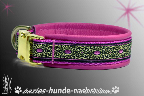 "Halsband ""Ornaments pink"""