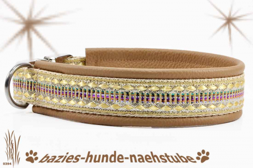 "Halsband ""Rainbow Diamond Cream"""